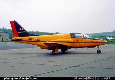 Pierre GILLARD: Belgium - Promavia F.1300 Jet Squalus &emdash; 007829