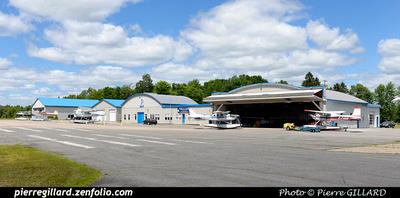 Pierre GILLARD: Canada : CSL3 & CSU7 - Lac-à-la-Tortue, QC &emdash; 2014-404167