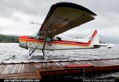 Pierre GILLARD: Aviation 2000 (La Tuque) &emdash; 2015-603498