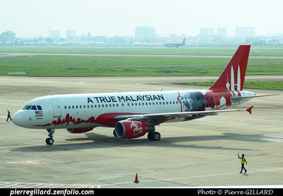 Pierre GILLARD: Air Asia &emdash; 2014-503272
