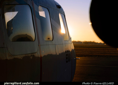 Pierre GILLARD: AeroCommander C-FPED &emdash; 2014-405776