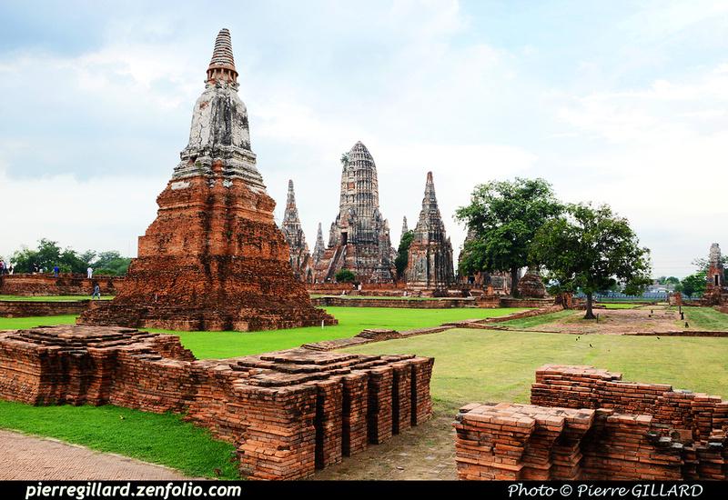 Pierre GILLARD: Ayutthaya &emdash; 2016-515198