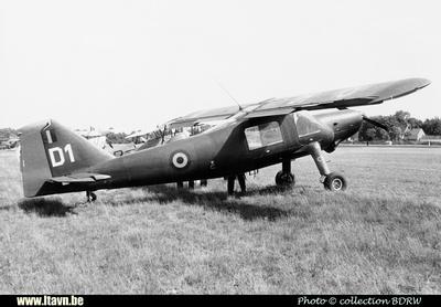 Pierre GILLARD: Aéronefs : Dornier Do27 &emdash; D01-008663
