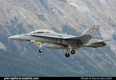 Pierre GILLARD: Military : Switzerland &emdash; 2015-407712