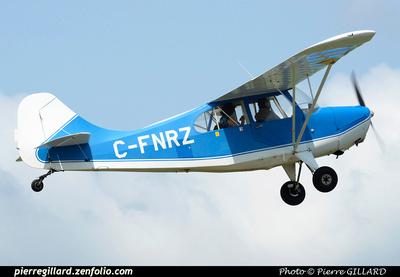 Pierre GILLARD: Private Aircraft - Avions privés : Canada &emdash; 2015-412839