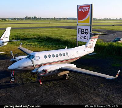 Pierre GILLARD: Air Gaspésie &emdash; 2014-401586
