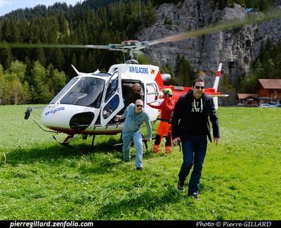 Pierre GILLARD: Air Glaciers - Lauterbrunnen - 2015-05-08 &emdash; 2015-600860