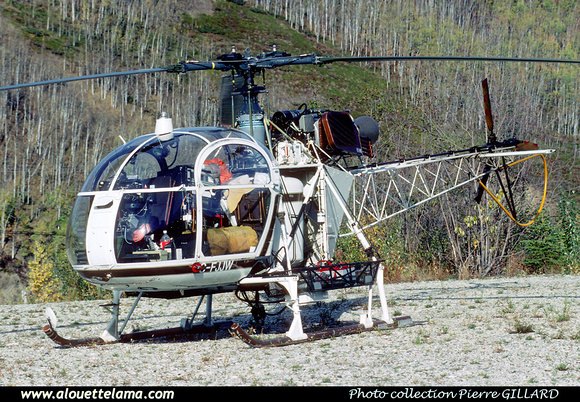 Pierre GILLARD: Canada - Turbowest Helicopters &emdash; 006841