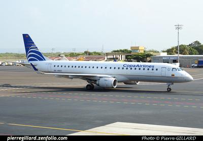 Pierre GILLARD: Copa Airlines &emdash; 2015-504450
