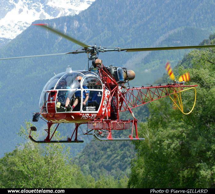 Pierre GILLARD: Air Zermatt - Raron &emdash; 2015-408997