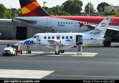 Pierre GILLARD: ADA - Aerolínea de Antioquia &emdash; 2015-504443