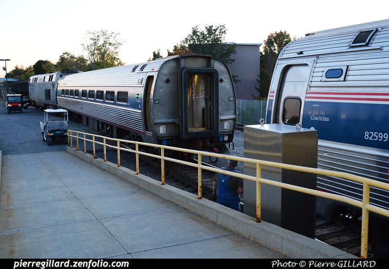 Pierre GILLARD: Etats-Unis d'Amérique : Amtrak - Adirondack &emdash; 2015-508654