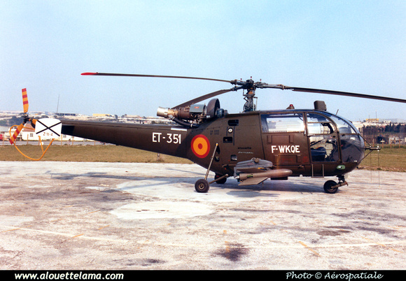 Pierre GILLARD: Spain - Army - FAMET - Fuerzas Aeromóviles del Ejército de Tierra &emdash; 005345