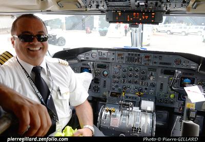Pierre GILLARD: Air Canada Express &emdash; 2015-603661