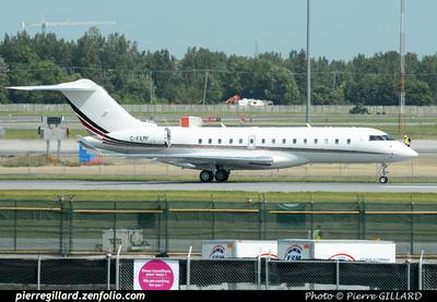 Pierre GILLARD: Canada - Bombardier Montréal &emdash; 2015-413055