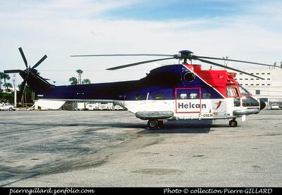 Pierre GILLARD: Canada - Canadian Helicopters Ltd &emdash; 005153