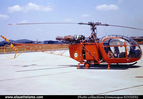 Pierre GILLARD: Prototypes : SE-3180 Alouette II Astazou &emdash; 008917