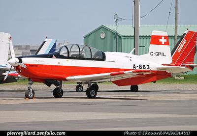 Pierre GILLARD: Other Vintage Piston Aircraft &emdash; 008691