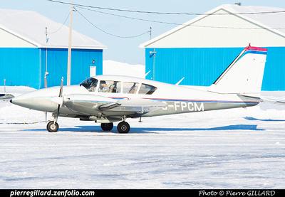 Pierre GILLARD: Private Aircraft - Avions privés : Canada &emdash; 2016-415154