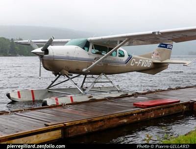 Pierre GILLARD: Aviation 2000 (La Tuque) &emdash; 2015-603500