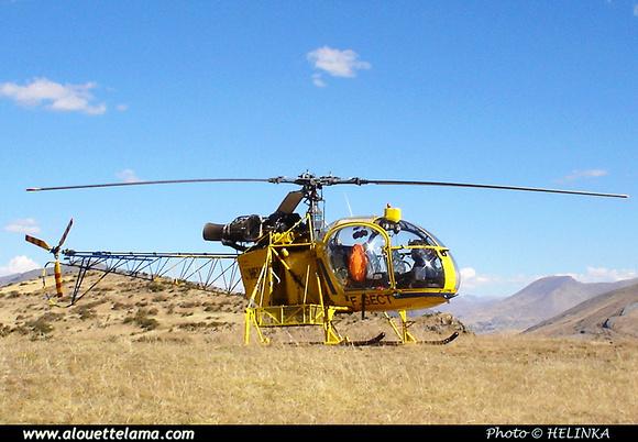 Pierre GILLARD: Peru - Helinka &emdash; 002365