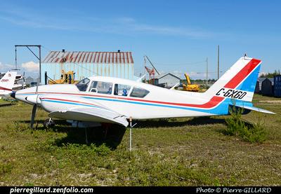 Pierre GILLARD: Private Aircraft - Avions privés : Canada &emdash; 2015-603481