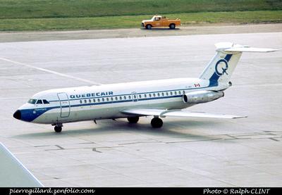 Pierre GILLARD: Avions : BAC 111 &emdash; 005546