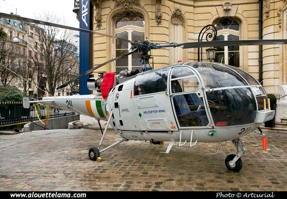 Pierre GILLARD: IAC - Alouettes &emdash; 211-005392