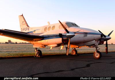 Pierre GILLARD: Beechcraft King Air 90 C-FUFW &emdash; 2015-606736