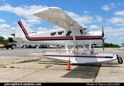 Pierre GILLARD: De Havilland Canada &emdash; 2014-404173