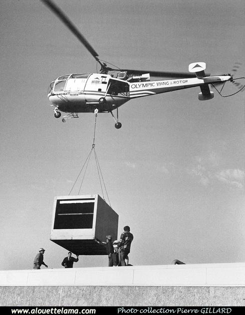 Pierre GILLARD: U.S.A. - Olympic Wing & Rotor &emdash; 005374