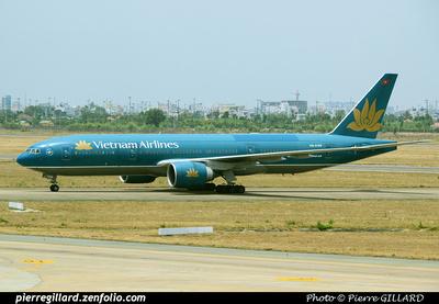 Pierre GILLARD: Vietnam Airlines &emdash; 2015-507499