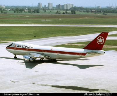 Pierre GILLARD: Air Canada &emdash; 005545