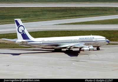 Pierre GILLARD: Avions : Boeing 707 &emdash; 005547