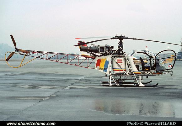 Pierre GILLARD: Austria - Wucher Helicopter &emdash; 001010