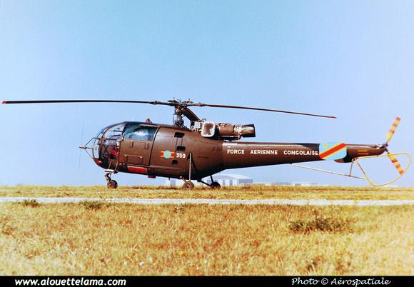 Pierre GILLARD: Democratic Republic of Congo - Air Force - Force Aérienne &emdash; 005362