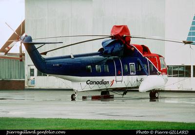 Pierre GILLARD: Canada - Canadian Helicopters Ltd &emdash; 005152