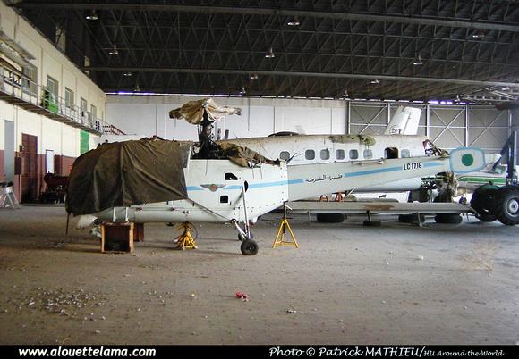 Pierre GILLARD: Libya - Air Force &emdash; 001019