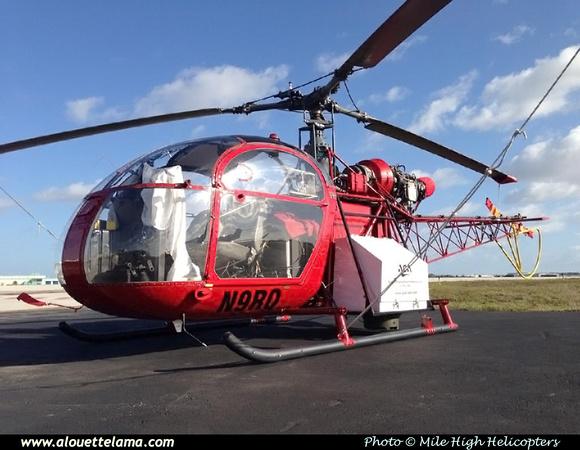 Pierre GILLARD: U.S.A. - Mile High Helicopters &emdash; 005477