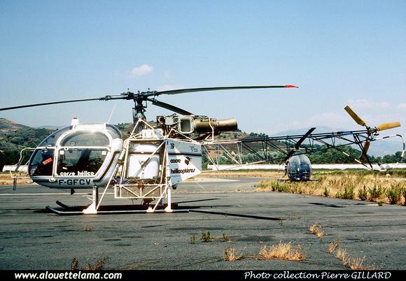 Pierre GILLARD: France - Corse Hélicoptères &emdash; 006455