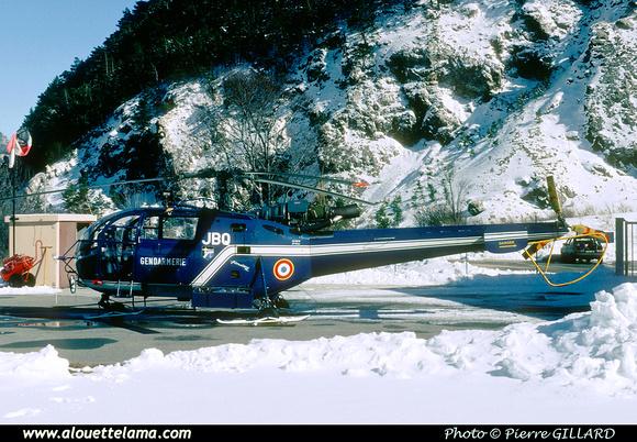 Pierre GILLARD: France - Gendarmerie Nationale &emdash; 005144