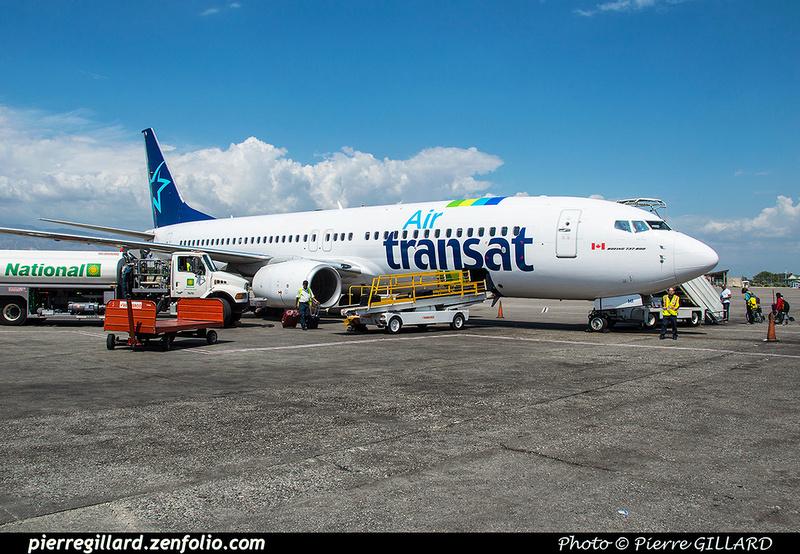 Pierre GILLARD: Air Transat &emdash; 2017-519764