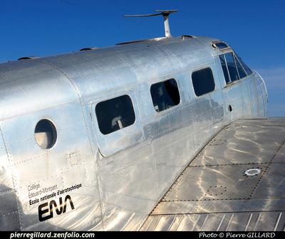 Pierre GILLARD: Beechcraft 18 CF-ZWY-X &emdash; 2014-400453