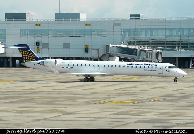 Pierre GILLARD: Lufthansa &emdash; 2015-407332