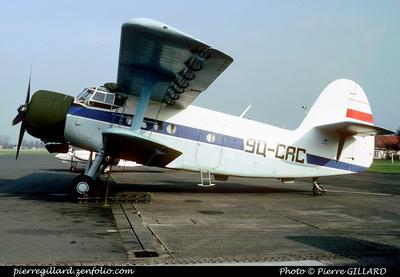Pierre GILLARD: Congo (DRC) - Air Kasai &emdash; 005181