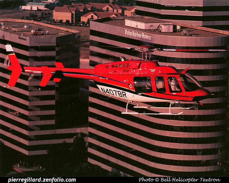 Pierre GILLARD: Canada - Bell Helicopter Textron &emdash; 008022