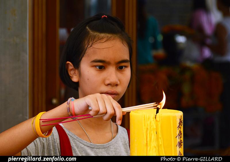 Pierre GILLARD: Bangkok - Vieille ville &emdash; 2016-514162