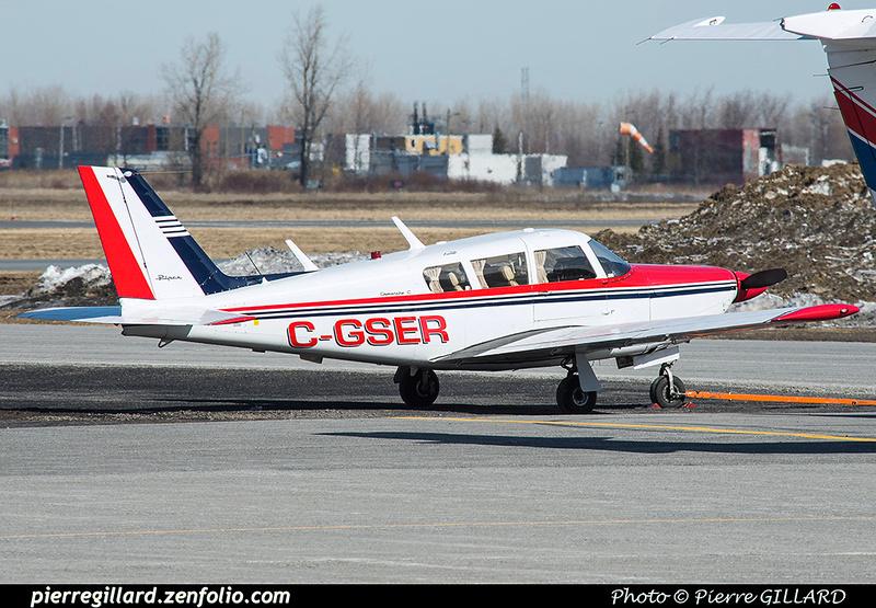 Pierre GILLARD: Private Aircraft - Avions privés : Canada &emdash; 2016-415532