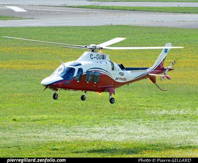 Pierre GILLARD: Canada - Airmedic &emdash; 2015-414174