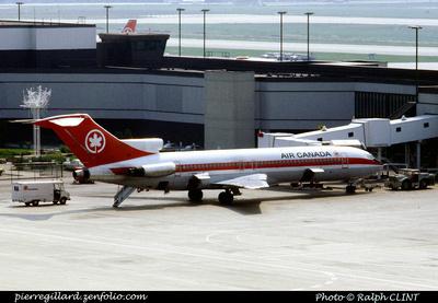Pierre GILLARD: Air Canada &emdash; 005763